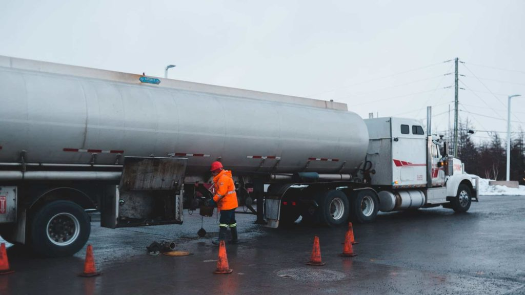 Water hauling why is water hauling such an important construction support service? Image